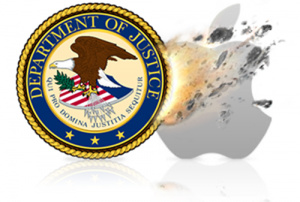 DOJ vs. Apple