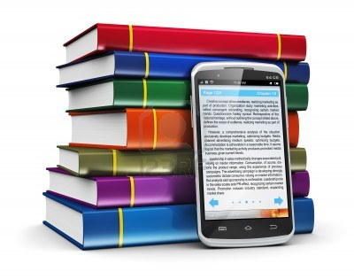 Blog: Smart Phones vs Books