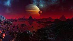 red planet jupiter