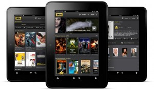 Kindle Fire Now on Sale, Starting at $169