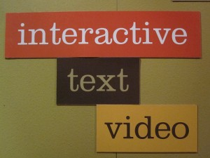 text to video