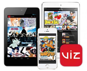 reading manga on tablets