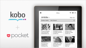 pocket for kobo