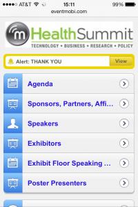 mHealth Summit 2013