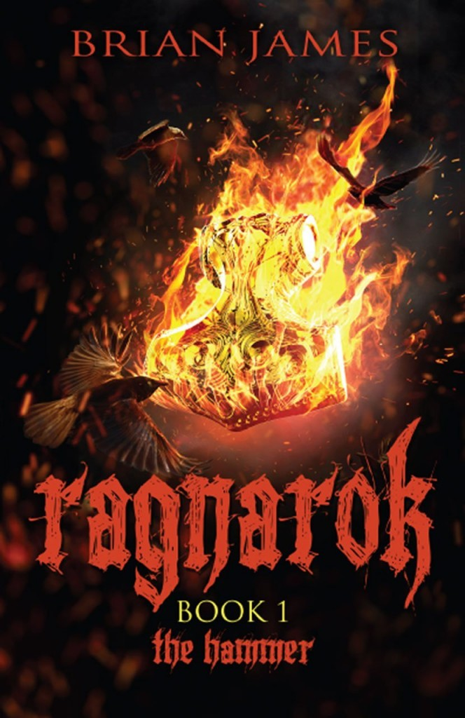ragnarok by brian james