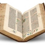 bible digitization