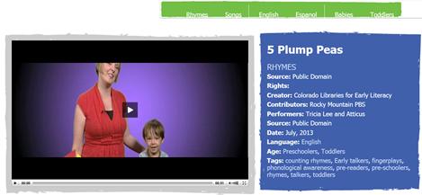 Colorado uses videos to help teach parents to teach kids.