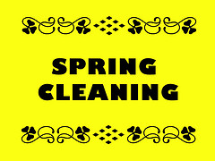 ebook spring cleaning