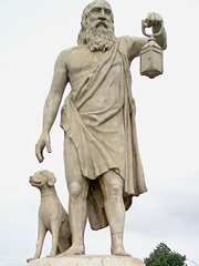 Diogenes-statue-Sinop-enhanced