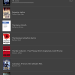 Creating and managing Collections on Kindle apps