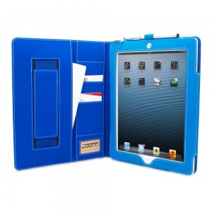 Snugg Executive iPad Case with Card Slots