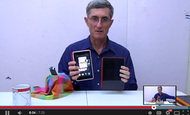 Thumbs up on Amazon's Fire HD 6 from Len Edgerly of the Kindle Chronicles.