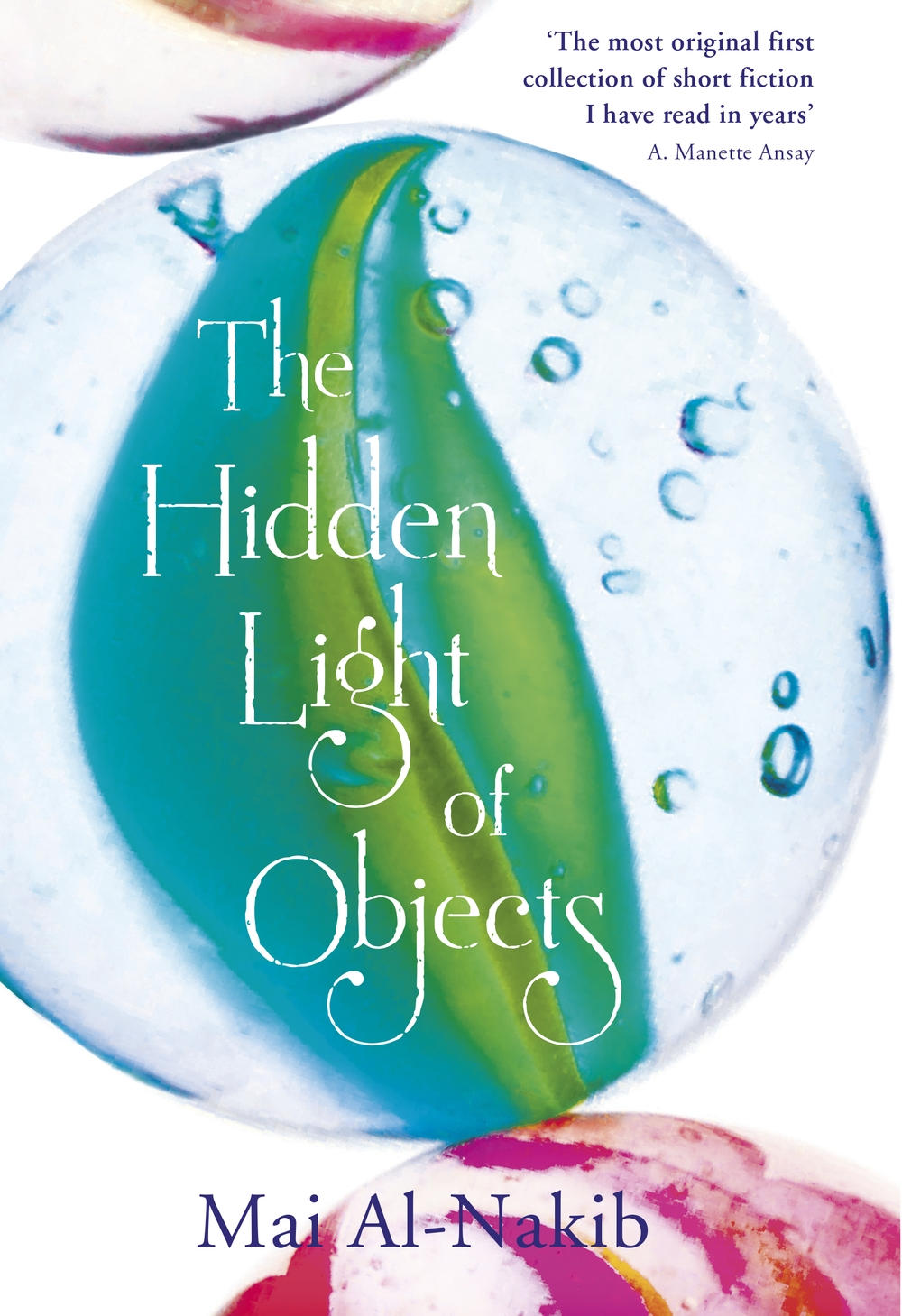 The Hidden Light of objects jacket