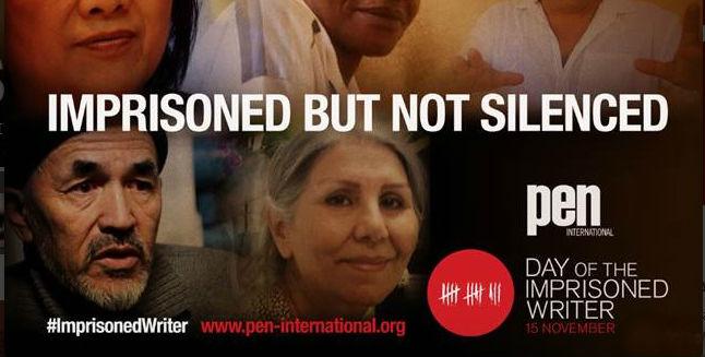 PEN Imprisoned Writers