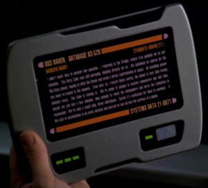 ebooks in star trek