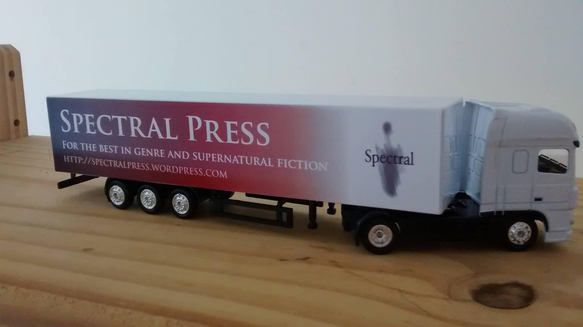 Spectral Press truck 2