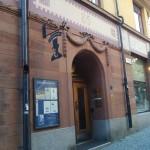 In Stockholm's Strindberg Museum