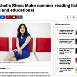 Michelle Rhee is just as clueless about e-books as she is about 'school reform'