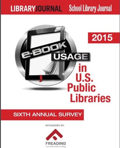 Sixth Annual Survey of Ebook Use