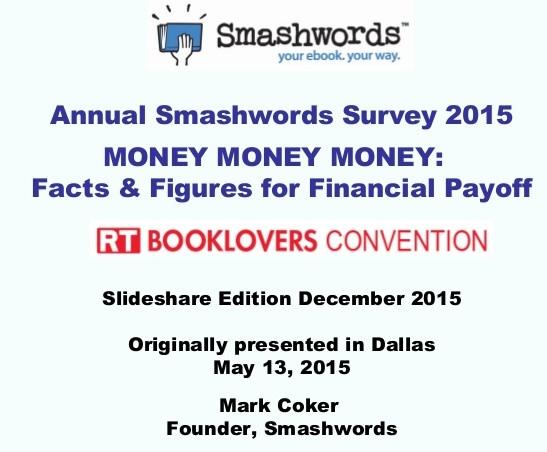 Smashword Survey 2015
