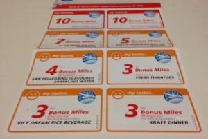 bonus miles