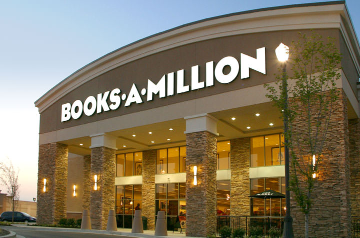 million books booksamillion friday bookstore donate deals goes private ads sales veteran bam teleread ways simple three places completing study