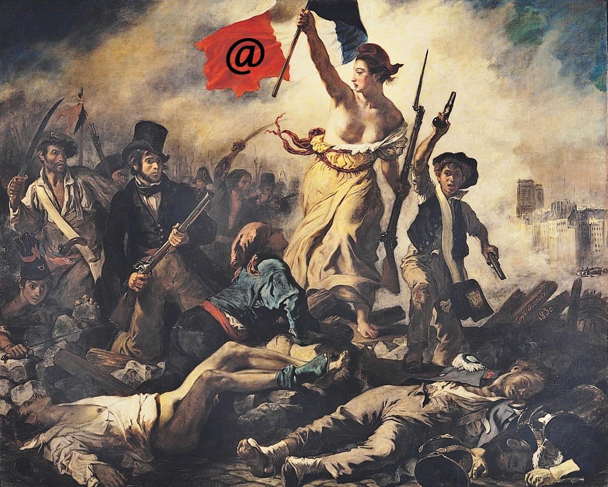 Liberty digital republic