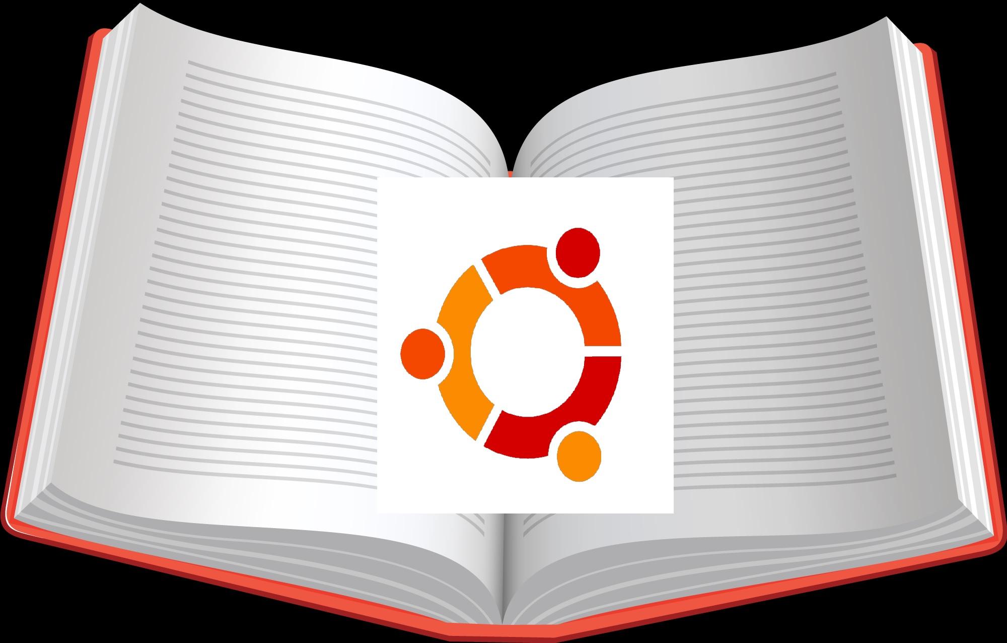 Ubuntu ebook logo