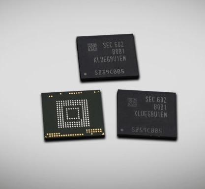 Samsung 256GB memory