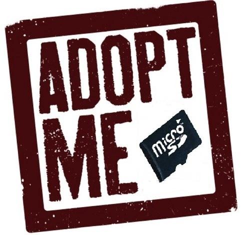 Adopt Me micro SD