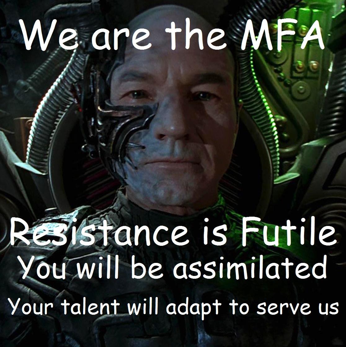 MFA Borg