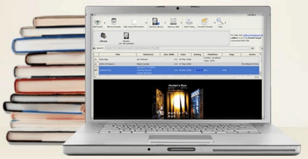 Calibre breakthrough: Convert sideloaded e-books to the new