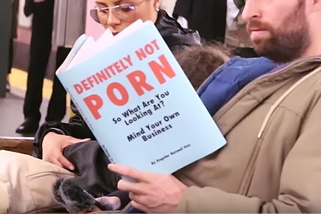 Definitely Not Porn