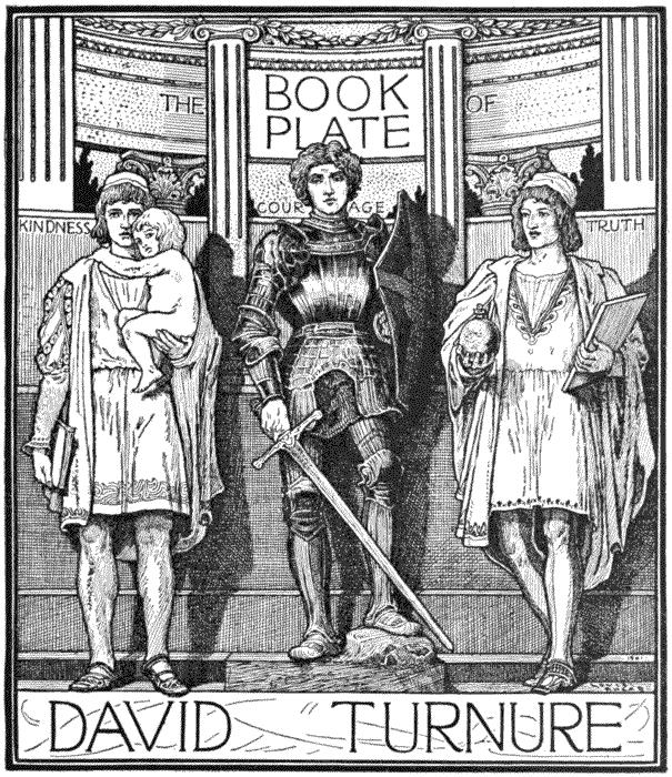 Ex Libris David Turnure