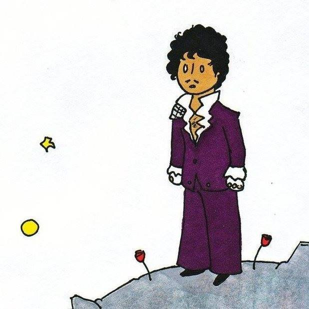 Prince in heaven