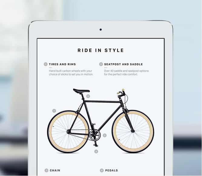 iPad Pro 9.7 screen