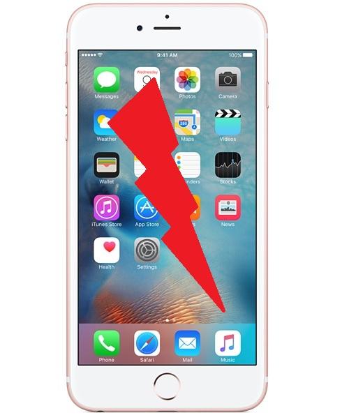 iPhone sales decline