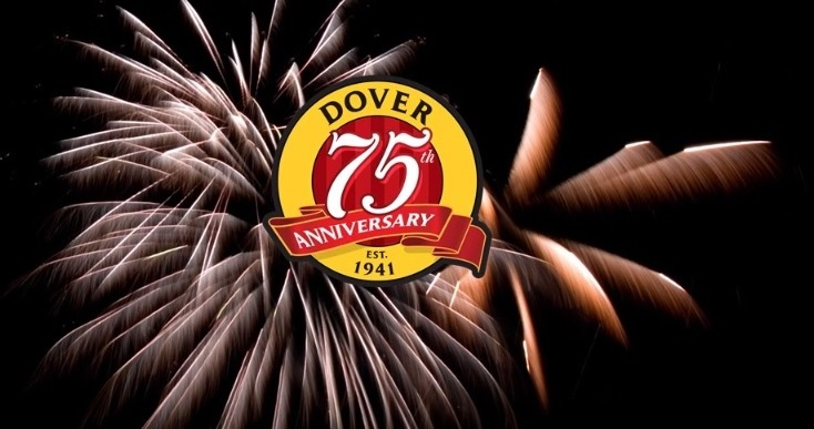Dover 75th anniversary reduced