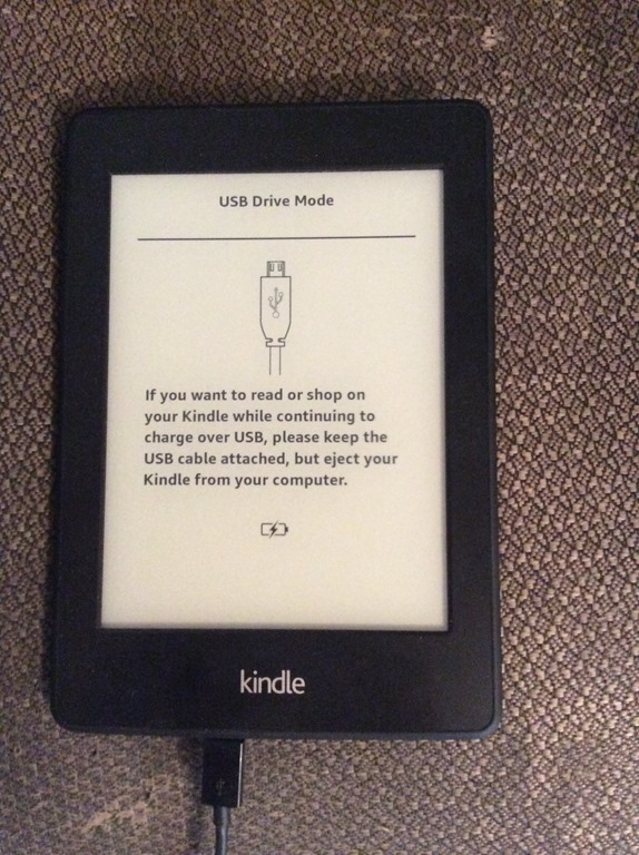kindle sideloading part two how to copy e books to your