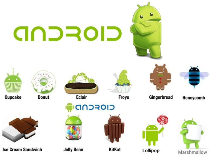 android last version