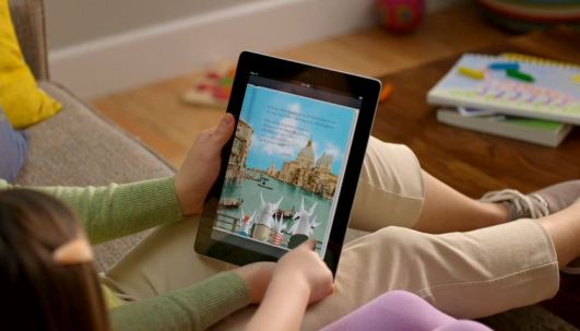 Childwise Report charges top dollar for UK child tablet reading ...